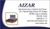 AIZAR Administración y Gestión de Fincas Foto 1